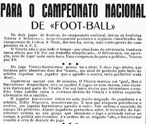 meia final-fcb-vitoria-campeonato de portugal 1926