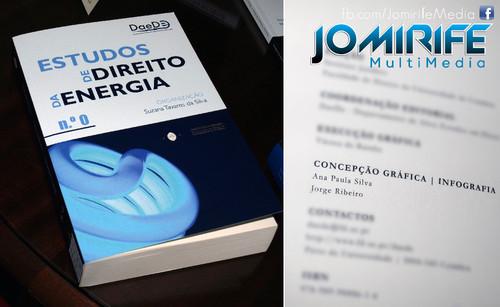 Formatação de textos e Concepção Gráfica do livro «Estudos de Direito da Energia» [en] Formatting text and graphical design of the book