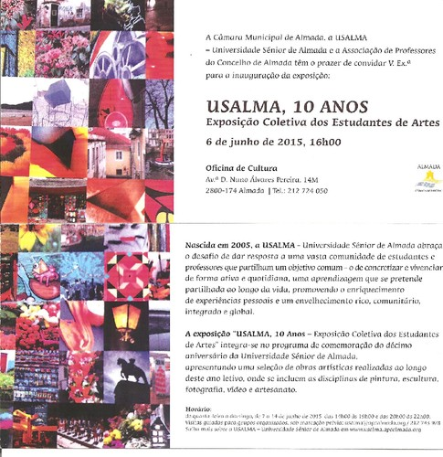 Exposição USALMA. digitalização jpg