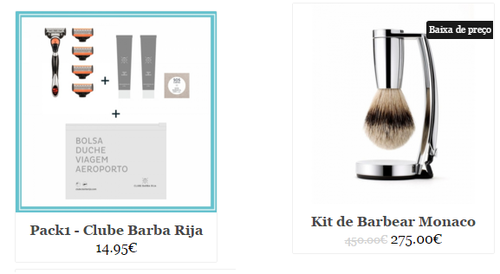 KIT Barba Rija