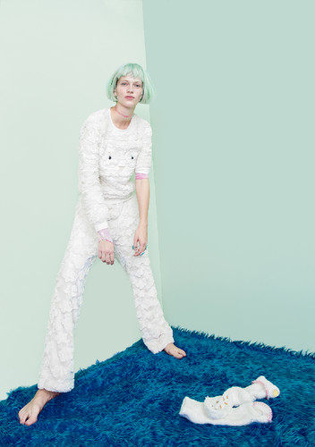 Lookbook sleepwear Oysho by Ernesto Artillo  (1).j