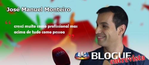 Entrevista José Manuel Monteiro
