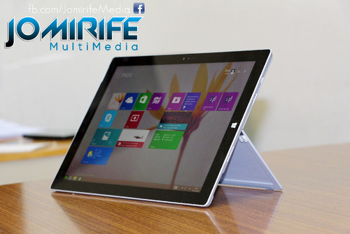Microsoft Surface Pro 3 - Core i7, 8GB RAM, 512GB SSD