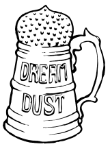 Dream Dust Mug - Pixabay free usage images