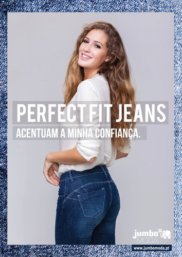 Jumbo Moda – Perfect Fit Jeans Push-up 2014 2015
