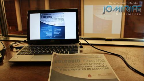 Colóquio sobre Regulação Profissional dos Administradores Judiciais e dos Agentes de Execução