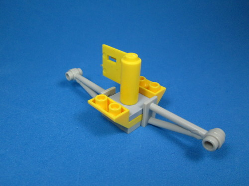 MOC LEGO Barco à vela 2