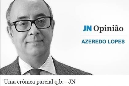 Azeredo Lopes ser independente com Rui Moreira Mar