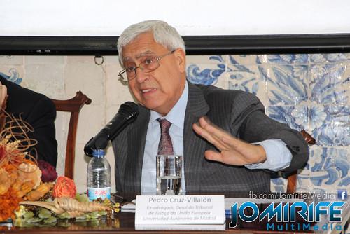 Pedro Cruz-Villalón - Ex-advogado Geral do Tribunal de Justiça da União Europeia Universidad Autónoma de Madrid