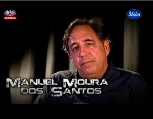 Manuel Moura dos Santos foi jurado do Ídolos