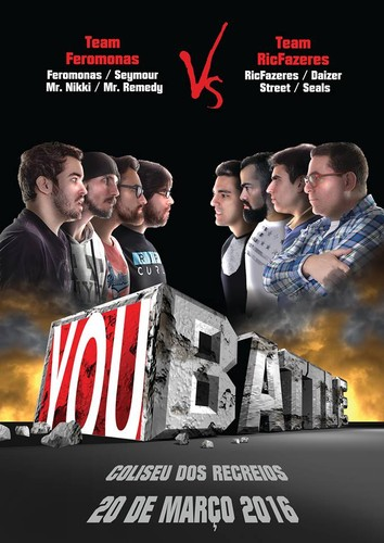 Poster YouBattle