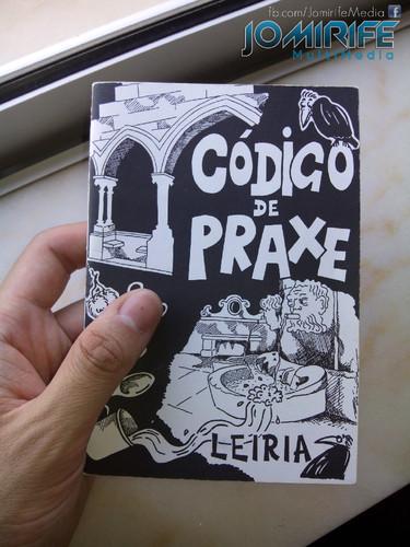 Código da Praxe de Leiria [en] Praxis code Leiria