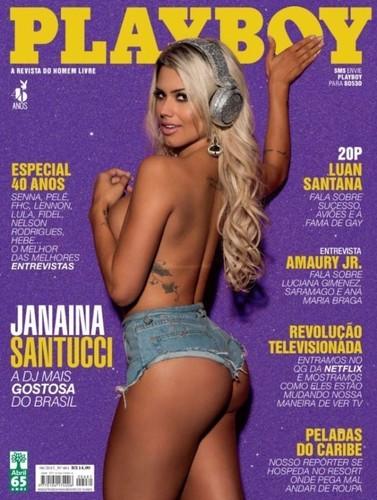Janaína Santucci capa