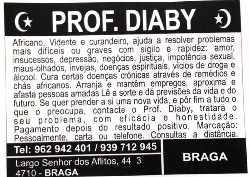 Prof. Diaby