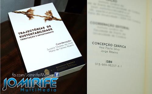 Formatação de livro e Concepção Gráfica: Trajectórias de Sustentabilidade