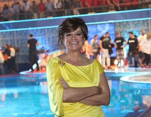 Júlia Pinheiro em Splash Celebridades