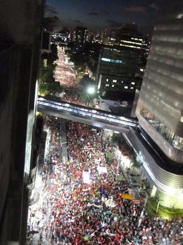 Avenida Paulista 2016