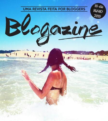 Blogazine Nº1 - Maio 2015