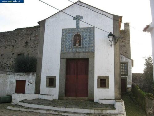 Igreja de Nossa Senhora da Alegria, Castelo de Vide