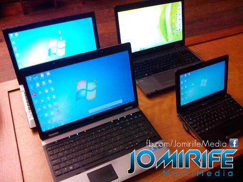 Computadores para uma conferência [en] Computers for a conference