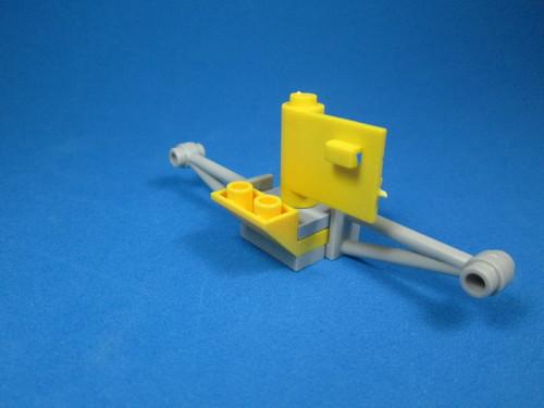 MOC LEGO Barco à vela 4
