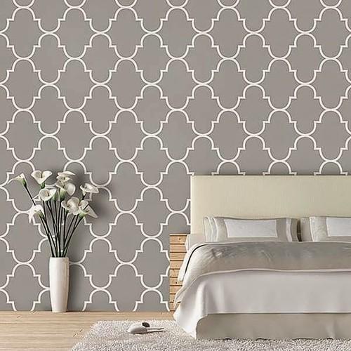 Decorar com papel de parede decora o e ideias - Papel paredes ikea ...