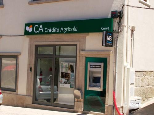 Vila de Cerva - Crédito Agrícola