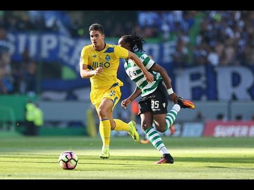 André Silva e Ruben Semedo são produtos da formação/FC Porto