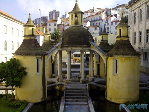 Jardim da Manga em Coimbra [en] Manga Garden in Coimbra Portugal