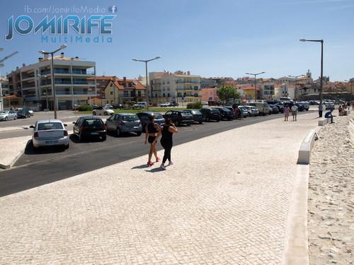 Requalificação da frente de praia de Buarcos na Figueira da Foz. Beach front of Buarcos