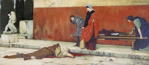 O Suicídio de Nero