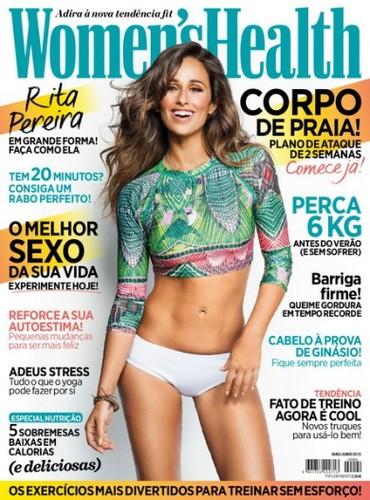 Women's Health Portugal – Nº 4 MaioJunho (201