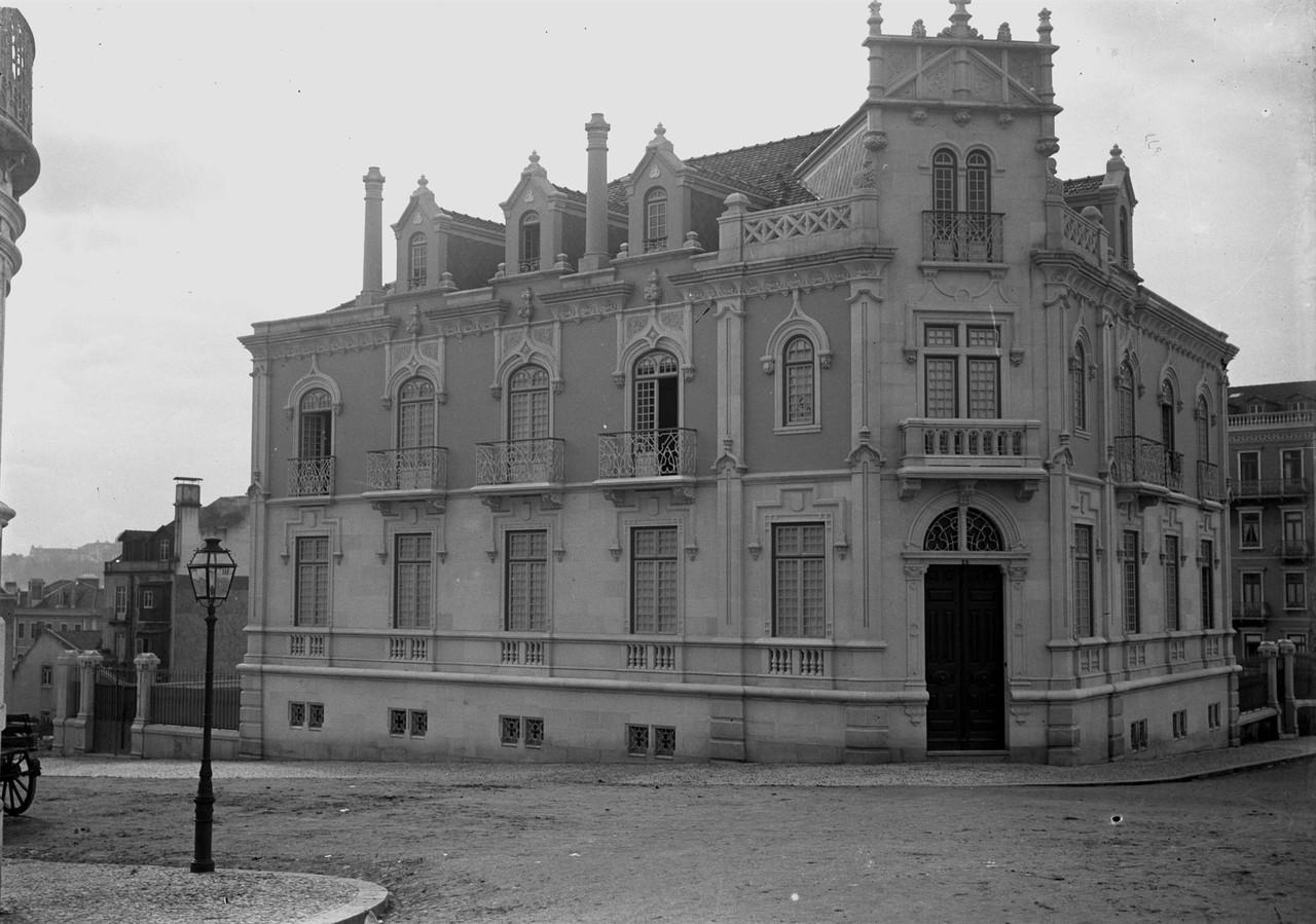 Palacete Empis, prémio Valmor de 1907, bárcia.jp