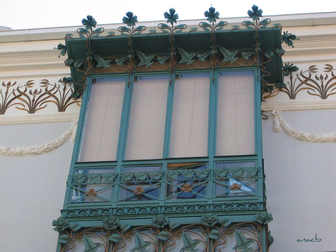 ao acaso #12 janela na Calle Santiago, em Valladol