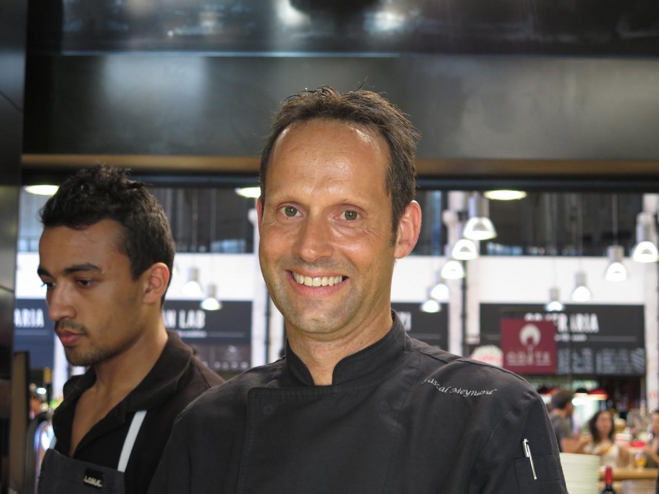 Pascal Meynard, o chef do mês na TARTAR-IA