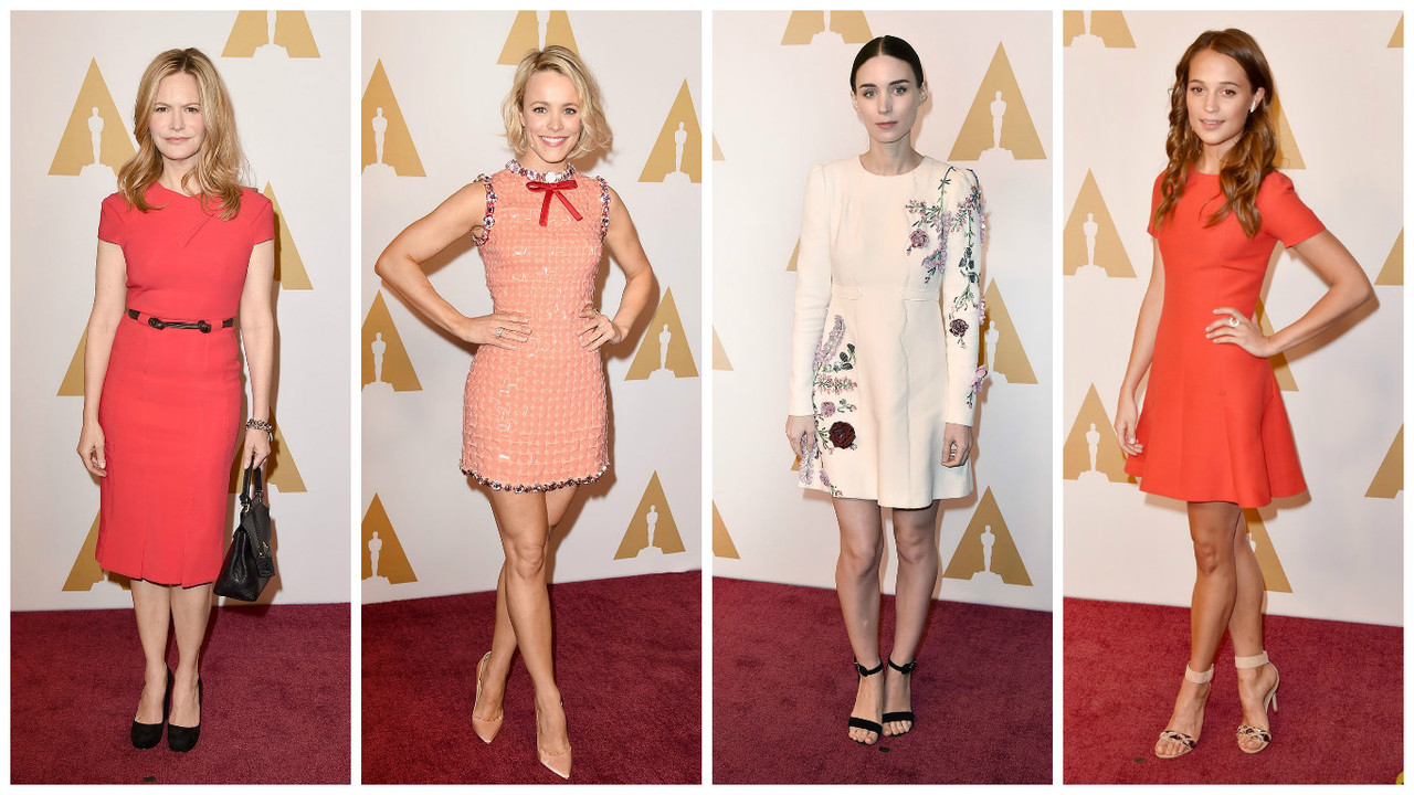 2016 Oscars Nominees Luncheon - Best Supporting Ac