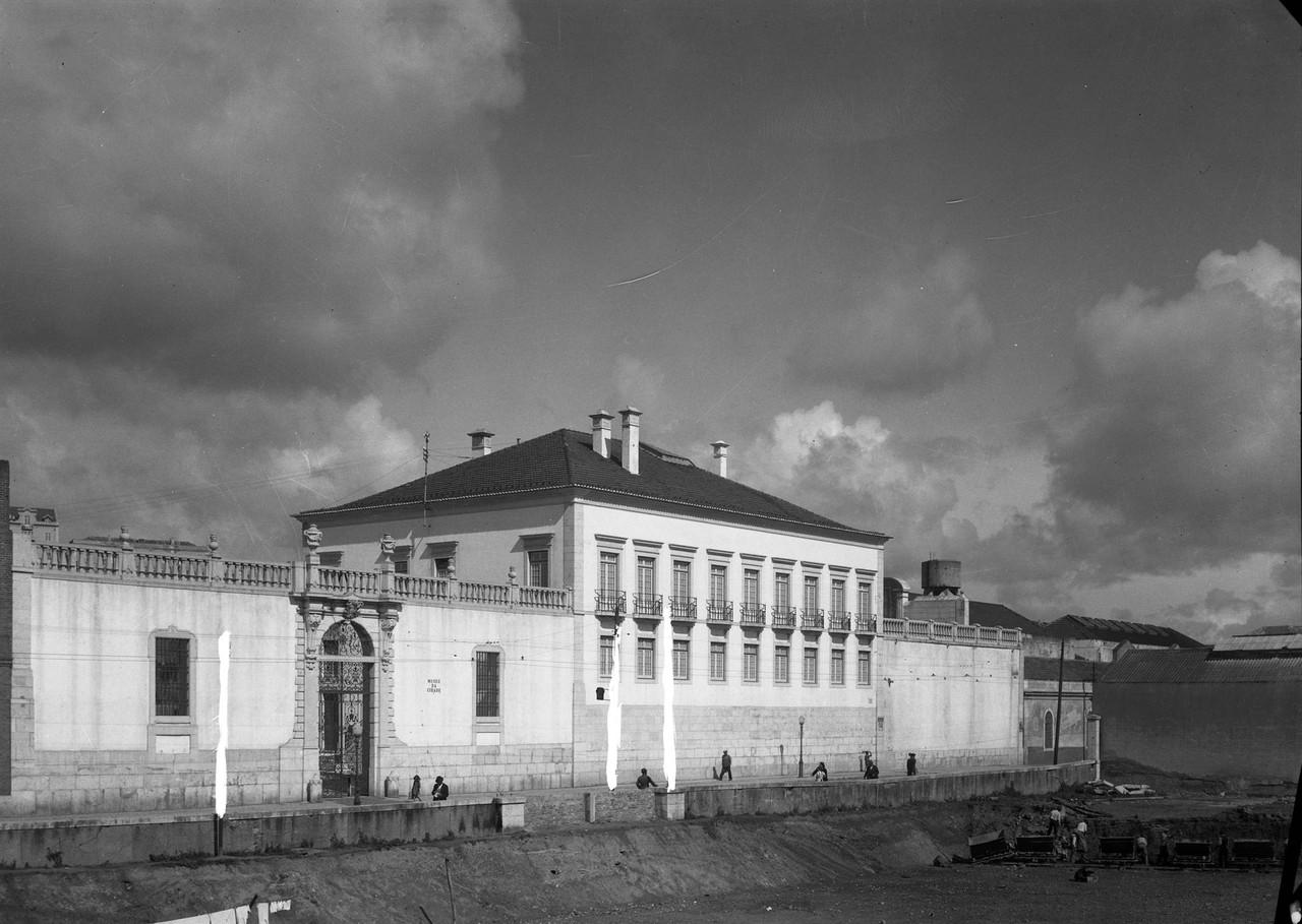 Palácio da Mitra, foto de Estúdios Mário Novais