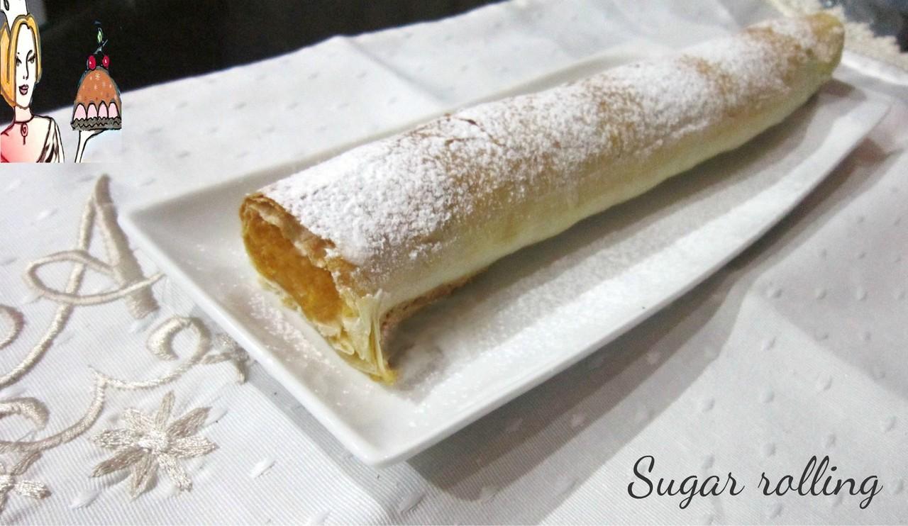 Sugar rolling recipe