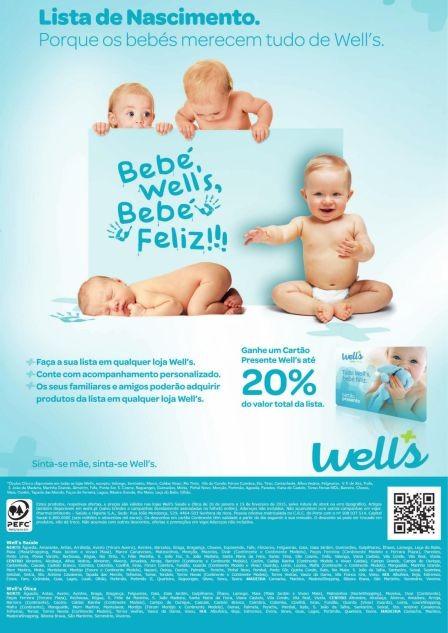 Folheto Continente Wells 20 janeiro a 15 fevereiro
