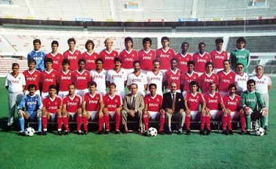 Sport Lisboa e Benfica - 1988-89 - Campeão Nacion