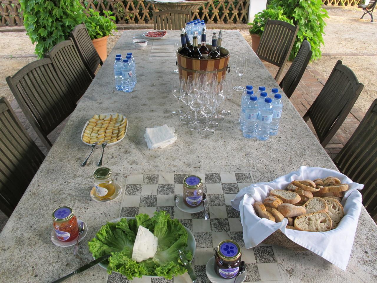 vinhos e petiscos