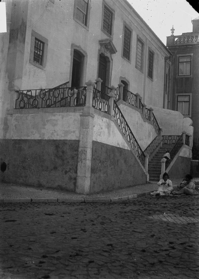 Recolhimento de Lázaro Leitão, foto de Bárcia.j