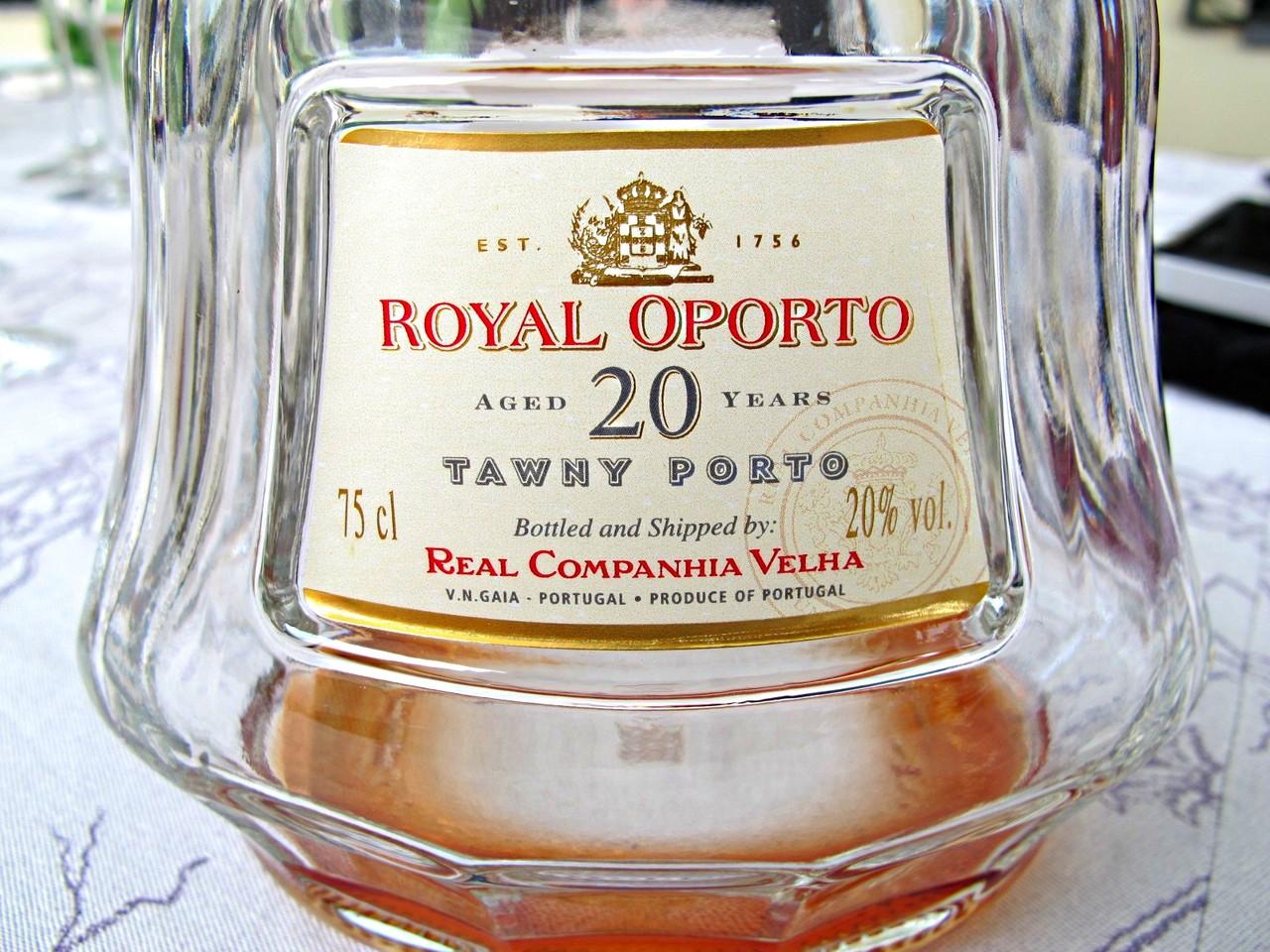 Real Companhia Velha Porto 20 Anos