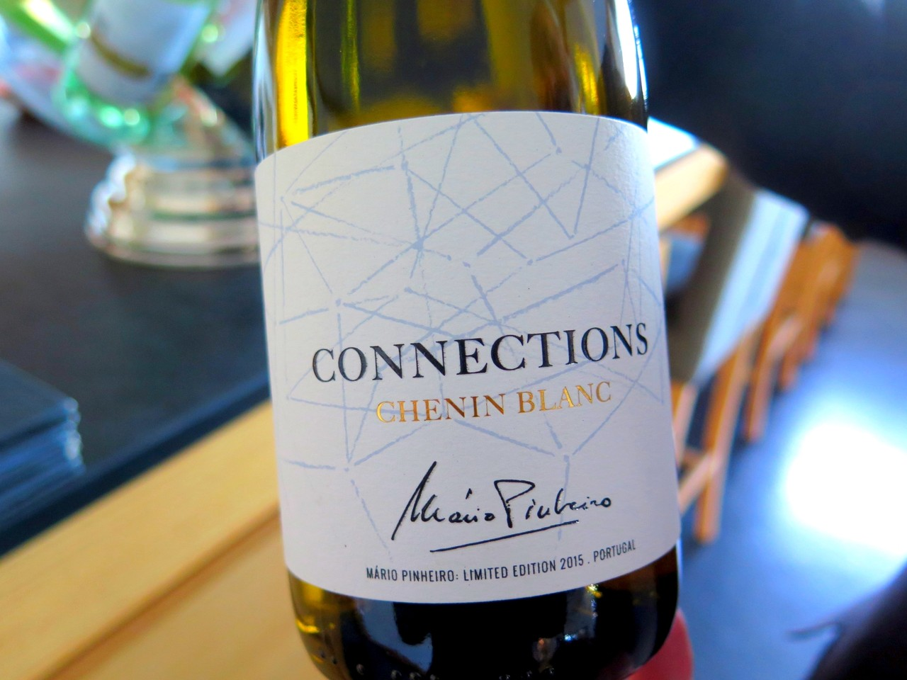 Connections Chenin Blanc branco 2015