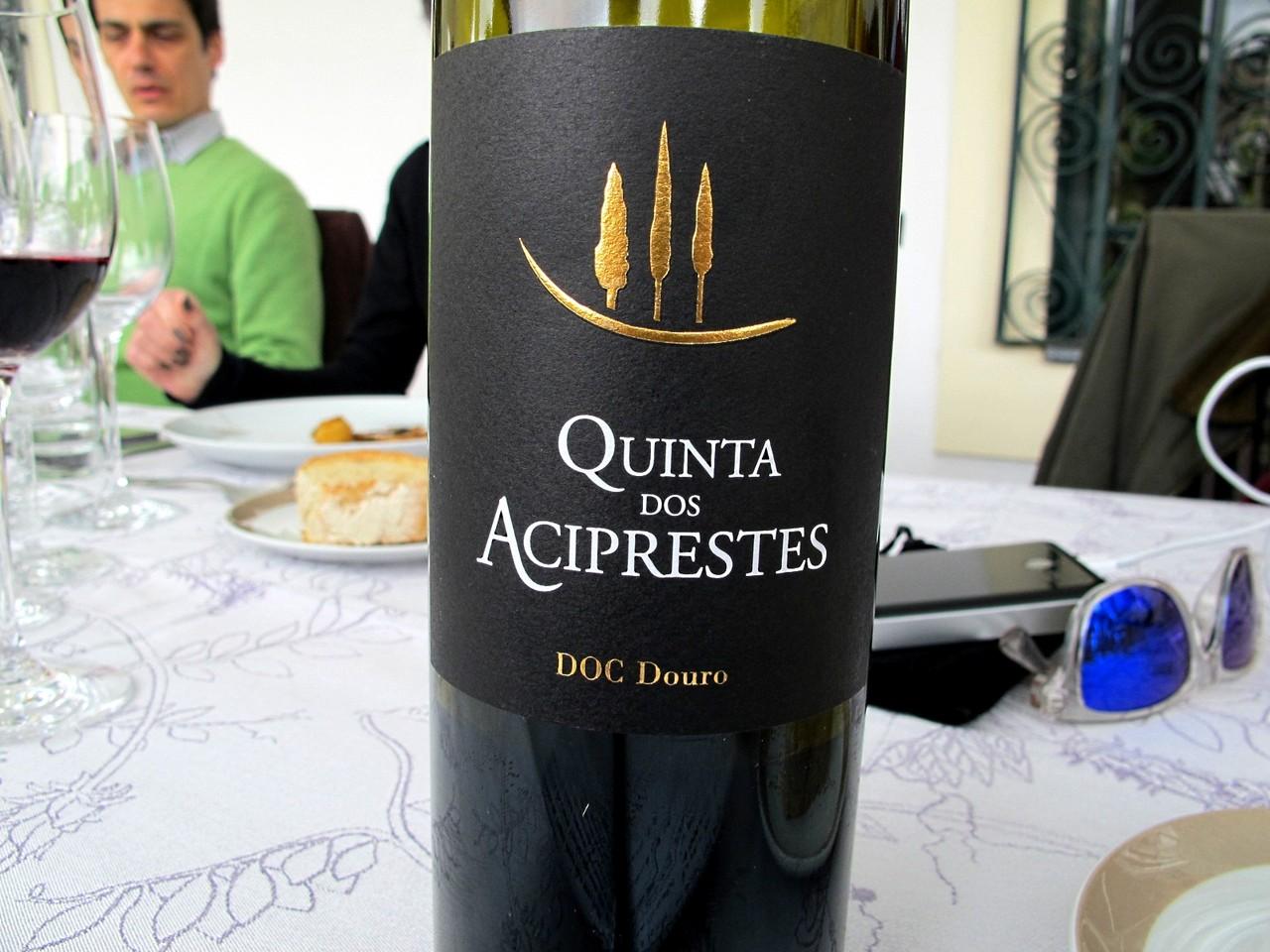 Quinta dos Aciprestes tinto 2011