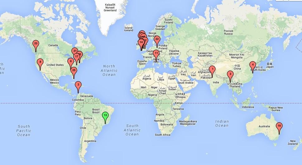 25 Festivais Literários pelo Mundo
