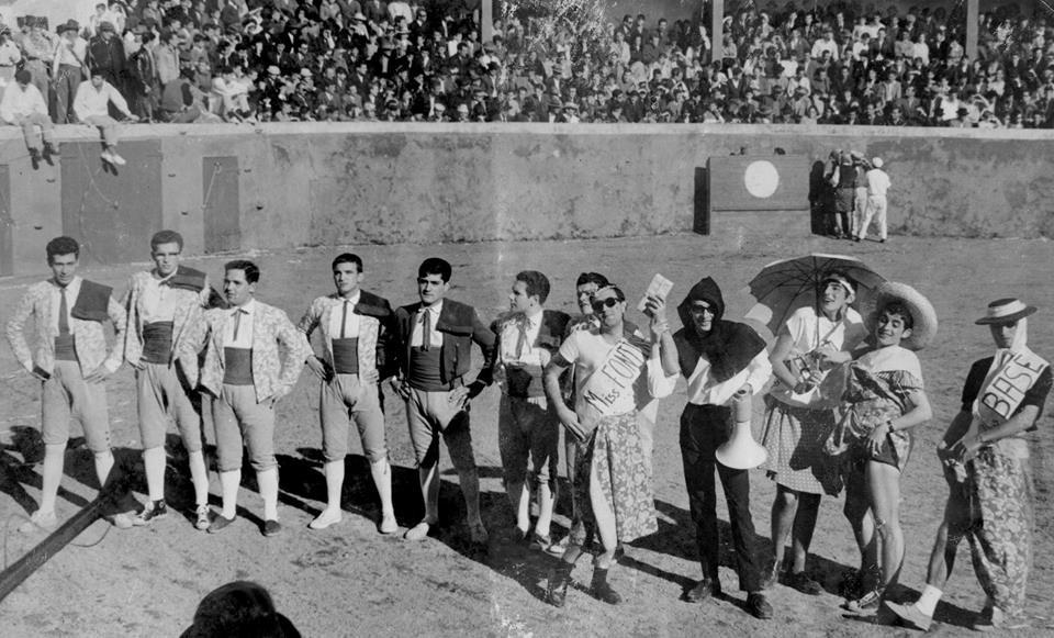 Foto TouradaEstudantes1964 Coleção Pedro Alberto