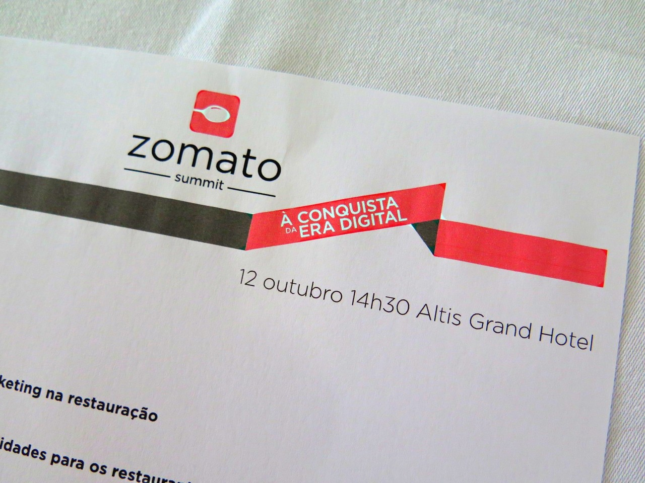 Zomato Summit