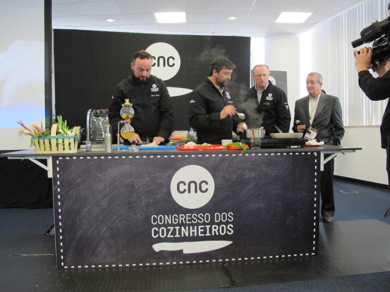 Pedro Lemos, Henrique Mouro, Tomasz Bazyl, Virgílio Gomes