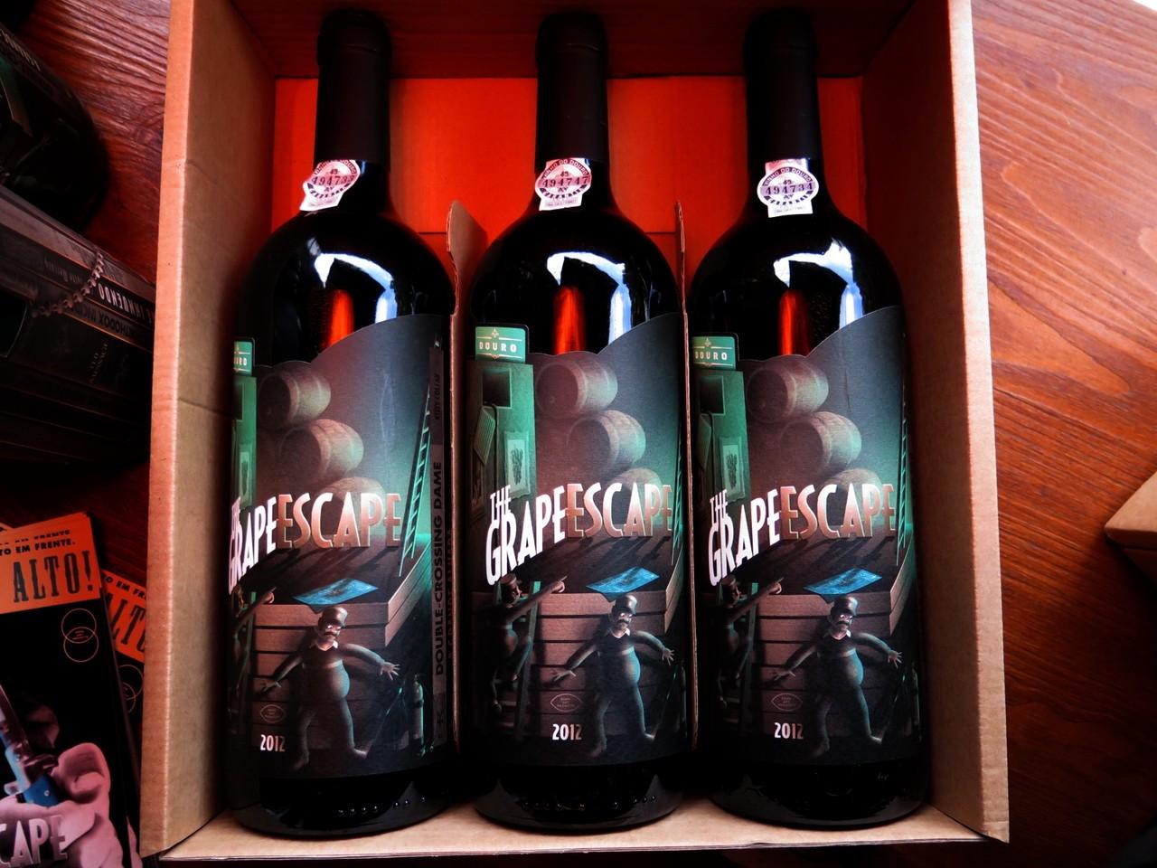 The Grape Escape tinto 2012
